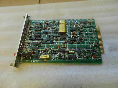 Reliance Electric PC Board, # 0-52837, Used,  WARRANTY