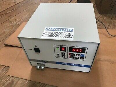 Warranty Amada Miyachi Dual Pulse 125 125dp Stored Energy Power Supply