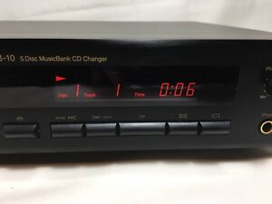 Nakamichi MB-10 CD Player with Remote