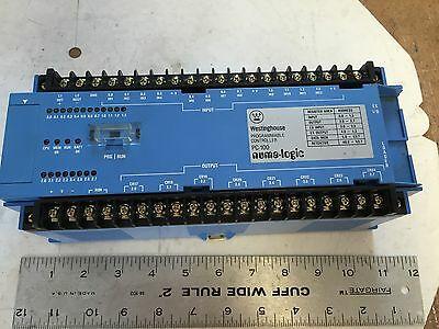 Used Westinghouse Pc-100-102 Programmable Controllerpc-100 Numa-logic  Boxzf