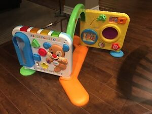 Fisher price crawl and learn smart stages