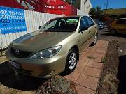 2003 Toyota Camry Sedan Victoria Park Victoria Park Area Preview