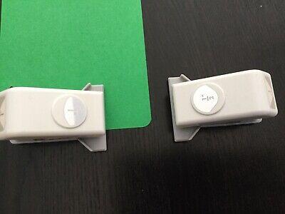 EK Success Mini Corner, Rounded, Punches 2 sizes 1/2