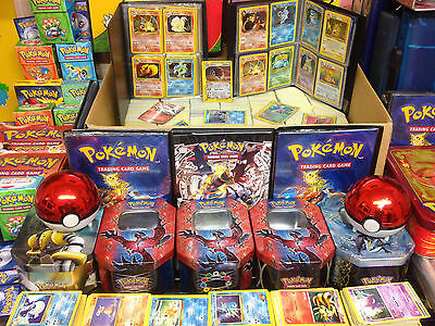 Pokemon Card Bundle! Joblot 50 x Cards  HOLOS GUARANTEED Mixed Random Lot!