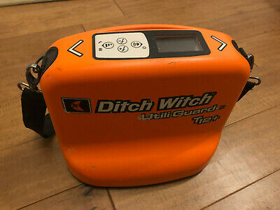 Ditch Witch Utiliguard T12 Cable And Pipe Utility Transmitter Only