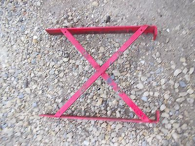 Massey Harris 22 Tractor Nice Original Radiator Mounting Brace Bracket