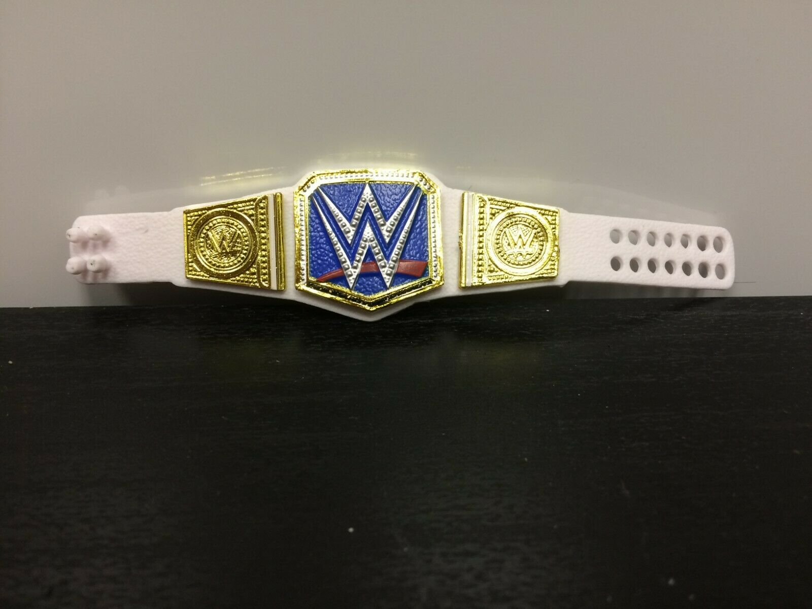 WWE Mattel Action Figure Accessory Smackdown Women's Title B