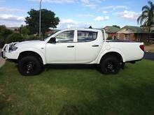 "Triton 4x4 Dual. Front Locker. 2"" Lift. 4mm Bash Plate. ECU Tune East Wagga Wagga Wagga Wagga City Preview"