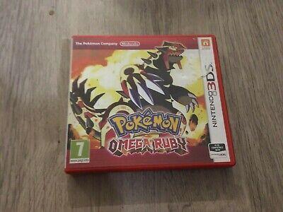 Pokemon Omega Ruby - 3DS - VGC