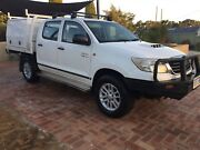 Hilux 2012 SR Dual cab Ute Carine Stirling Area Preview