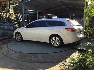 2009 Mazda Mazda6 Wagon Tumut Tumut Area Preview