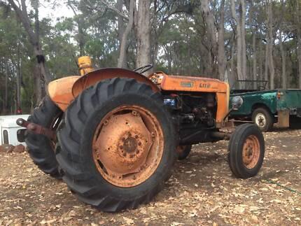 Fiat 411R Tractor