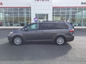2015 Toyota Sienna Limited 7-Passenger LIMITED; 7-PASS; LEATH...