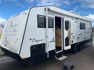 2015 Roma Elegance 25' with Slide-Out @ South West RV Centre Picton Bunbury Area Preview