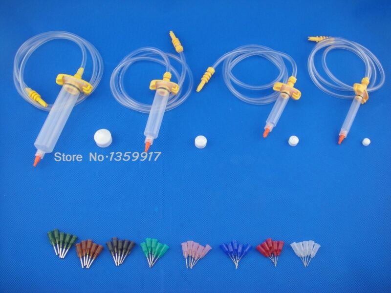 30cc+10cc+5cc+3cc Liquid Dispenser Solder Paste Adhesive Glue + Needle Tip