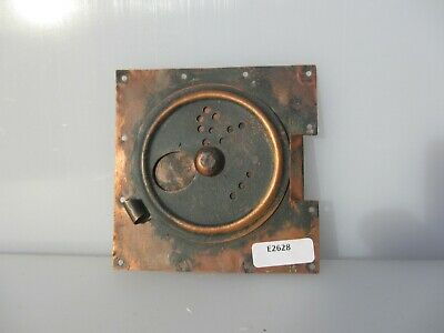 Vintage Copper Air Vent Grate Grille Ventilation Old Art Deco 3.5