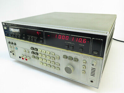 Hp Agilent 3586c Selective Level Meter