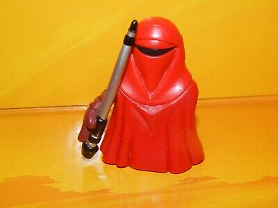 STAR WARS GALACTIC HEROES IMPERIAL GUARD ACTION FIGURE