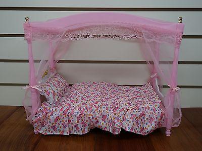 Gloria, Barbie Doll House Furniture/(2314) Master Bedroom