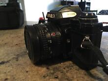 Great Condition - Minolta X-570 Film Camera and 50mm f1.7 lens Pyrmont Inner Sydney Preview