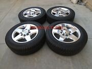 GM OEM 20 Wheels