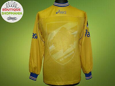 SAMPDORIA GK Goalkeeper 1999-2000 S ASICS Calcio FOOTBALL SHIRT Maglia Soccer image