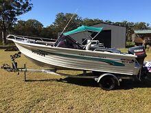 Quintrex Freedom Sport 500 bow rider Hat Head Kempsey Area Preview