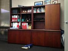 Jarrah Office Bookshelves West Perth Perth City Preview