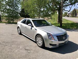 Cadillac CTS 2010 excellente condition