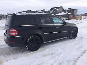 Mercedes GL 550 2008 4matic