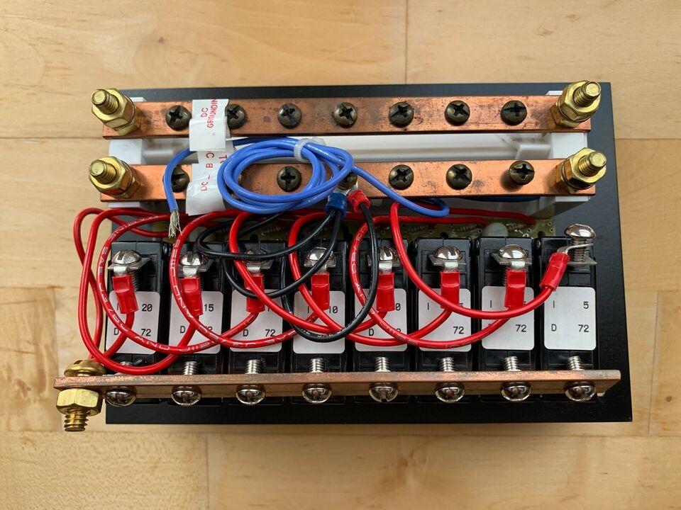 Circuit Breaker Switch Panel Stromunterbrecher Schalter Livorsi in Neuried Kr München