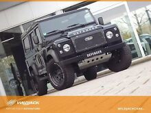 Land Rover Defender 110 DPF *BLACK DESIGN*265er*1.HAND*