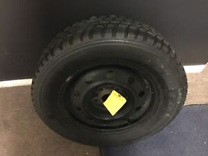 Like new kumo snow tires on rims205/65/R15