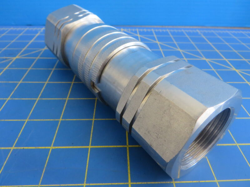 """TEMA IF-10010-125RV Quick Coupling Connector 1"""" Female"""