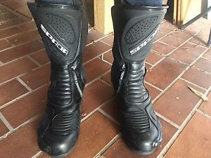 Motorcycle Boots Spada Men's Size 11 US (10.5UK 45 Eur) Freshwater Manly Area Preview