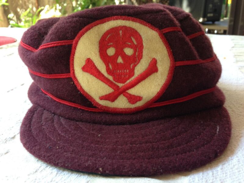 Production Made Pirate Baseball Hat from the movie Hook (1991) Steven Spielberg