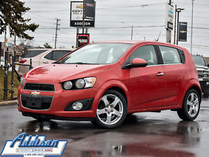 2012 Chevrolet Sonic LT 5 Dr Hatchback - Bluetooth