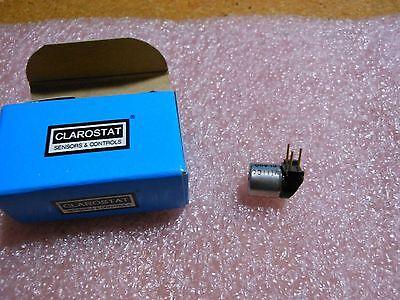 Clarostat Variable Resistor Sh5021 Nsn 5905-00-490-0103 5kohm