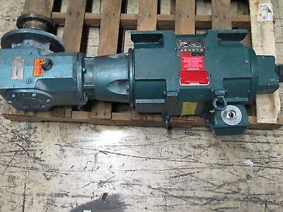 Reliance Rpm Ac Inverter Duty Motor L3246a 3 Hp W Sew-eurodrive Gear Used