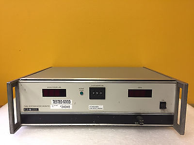 Ailtech Eaton 7380 30 Mhz 0.1 Db Res 50 Db Dynamic Systems Noise Monitor