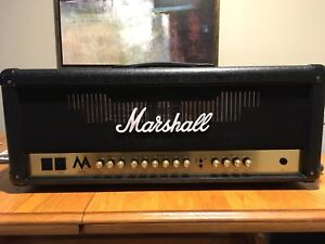 Marshall MA50H tube head