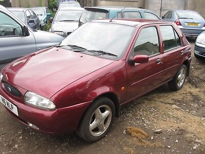breaking for parts ford fiesta