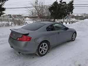 INFINITI G35 COUPE 2005 *NEGO*