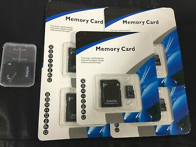 FOR PHONE Memory Card Micro Sd 512/128/64/32GB  & Card Adapter/Tablet/PC Gigabyte Pc Card Memory