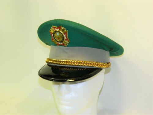 VINTAGE MILITARY VFW VETERANS OF FOREIGN WARS DRESS HAT!