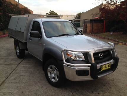 2010 MAZDA BT-50 BOSS 3000 4x4 TURBO DIESEL EXTRAORDINAIRE! Castle Hill The Hills District Preview