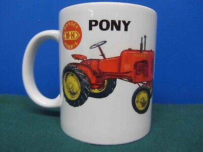 Massey Harris Pony Coffee Mug