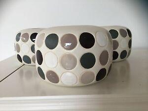 3 retro style pots Mosman Mosman Area Preview