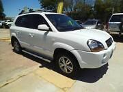 2009 Hyundai Tucson SUV CITY AUTO $9990 St James Victoria Park Area Preview