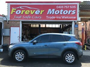 2014 Mazda CX-5 MAXX SPORT (4x4) AUTOMATIC WAGON Long Jetty Wyong Area Preview